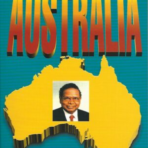 G D James in Australia 1