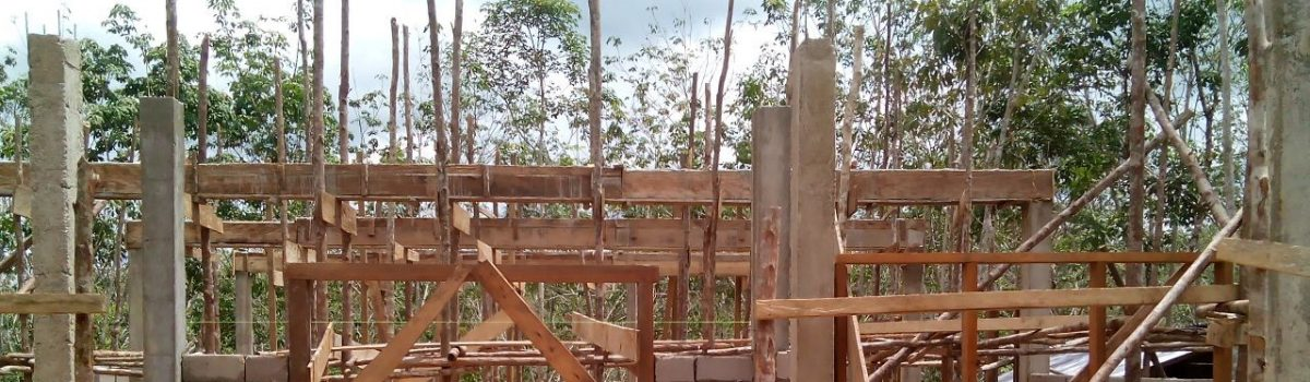 Development of a Training and Community Centre in Sanggau Kalimantan, Indonesia