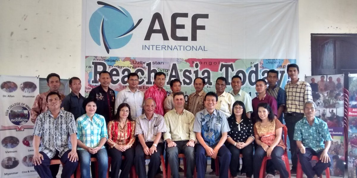 Training the next generation of leaders in Kalimantan, Indonesia