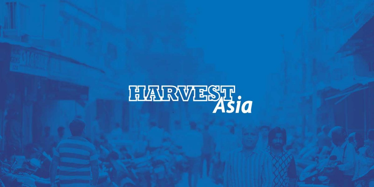 Harvest Asia Newsletter September 2019